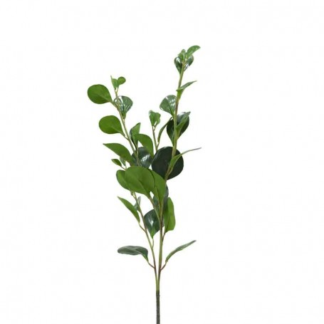 Ramo con Foglie Verdi H.90 cm