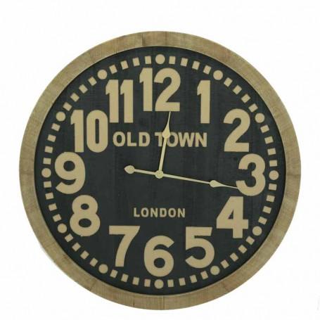 Orologio in Legno D.80 cm