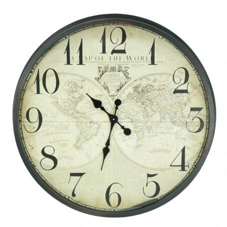 Orologio con Planisferi D.80 cm