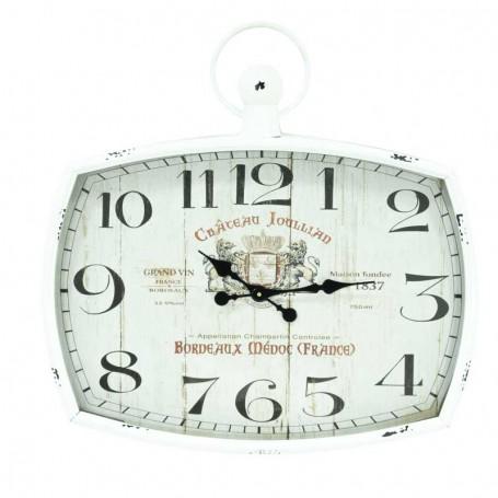 Orologio Rettangolare Panna 69x70 cm