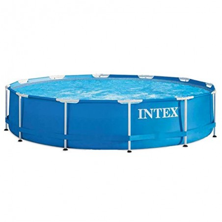 Piscina metal frame 366x76cm - Intex