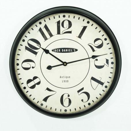 Orologio Beige e Nero D.80 cm