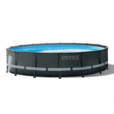 Piscina Intex 488x122 cm Fuori Terra Ultra XTR - Intex 26326