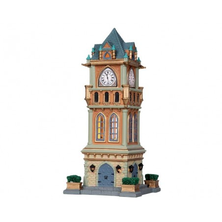 Municipal Clock Tower - 05007 lemax