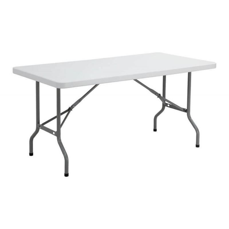 Tavoli Pieghevoli Plastica Per Catering.Tavolo Pieghevole Da Catering 152x76x74 Cm