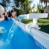 Cascata con Luci Led Multicolore per Piscine - Intex 28090