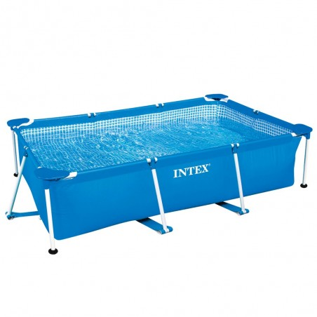 Piscina Metal Frame 260x160x65 cm - Intex