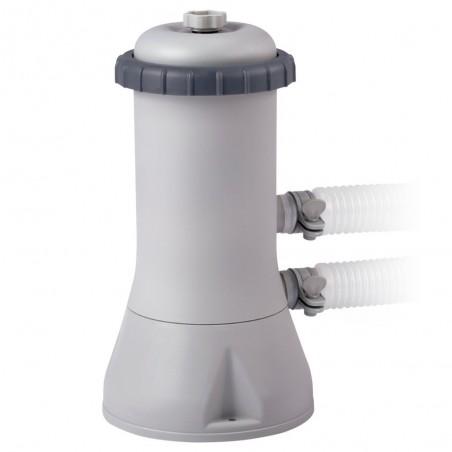 Intex 28638 Filtro a Cartuccia - Flusso Sistema 2.700 l/h, Flusso Acqua 3.800 l/h