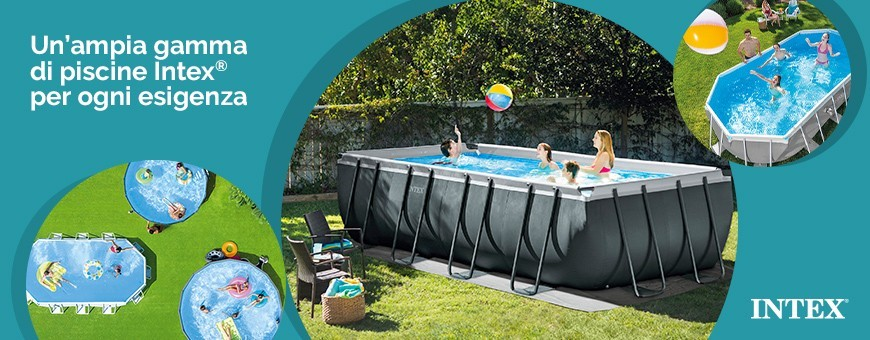 Piscine Intex fuori terra | Gloriasore.it